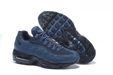 Nike Air Max 95 Dark Blue OG QS Men Shoes 609048-409 f2f753b46