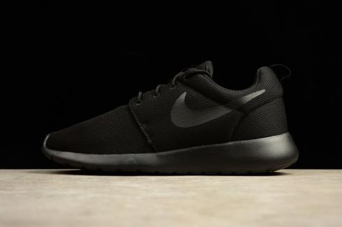 162efffb30b25 Nike Roshe Run One Casual Shoes Black Gold Sail 844994-996 - Sepshoes